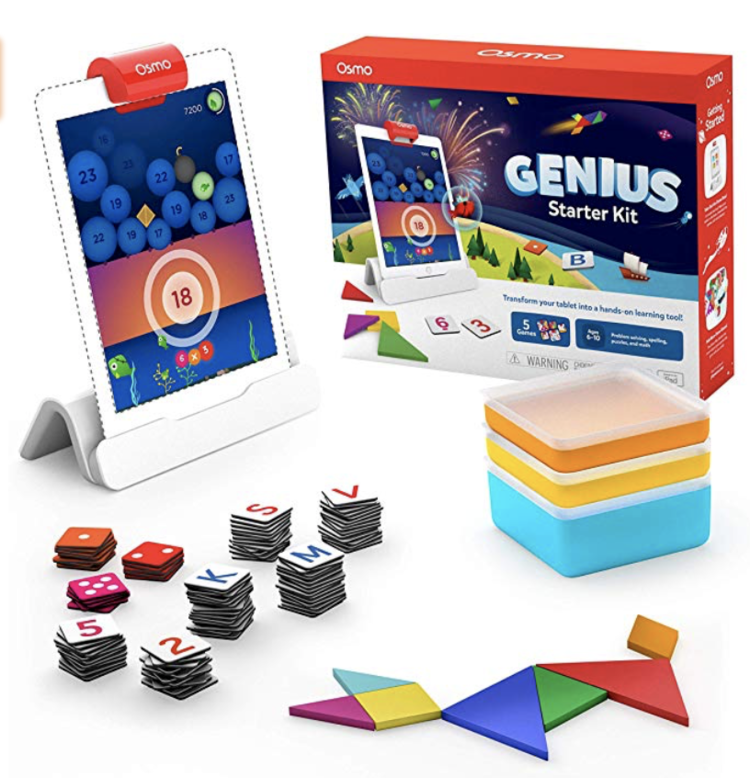Osmo - Genius Starter Kit for iPad